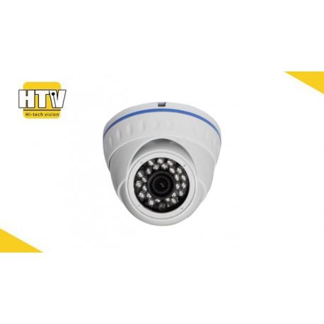 Купольная HD TVI камера HTV-D2F20