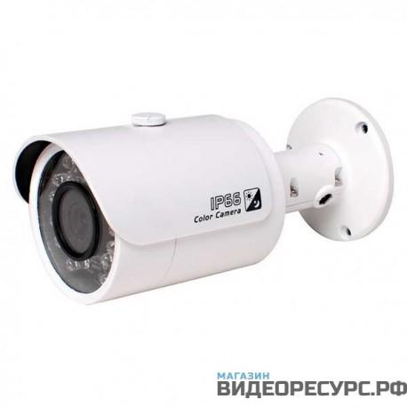 HD CVI видеокамера HAC-HFW1100SP-0360B