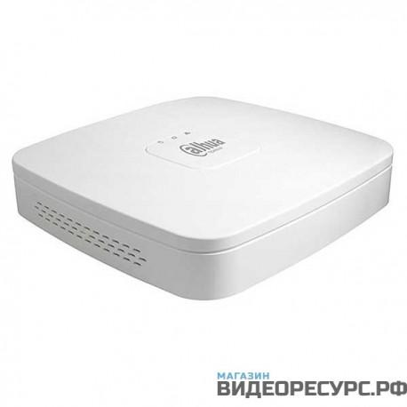HD CVI видеорегистратор HCVR5104C-W-V2