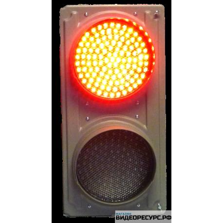 Светофор светодиодный двухсекционный (200/200 мм) Т8.1